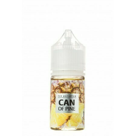 ICE PARADISE CLASSIC: CAN OF PINE 30ML 18MG