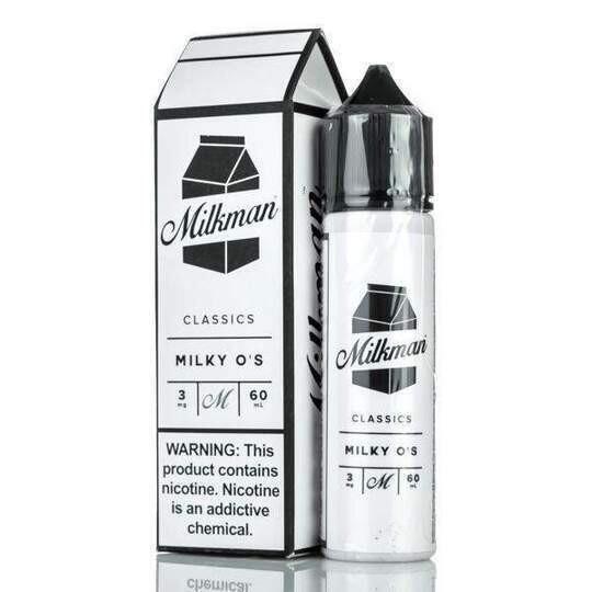 THE MILKMAN : MILKY O'S 60ML 3MG