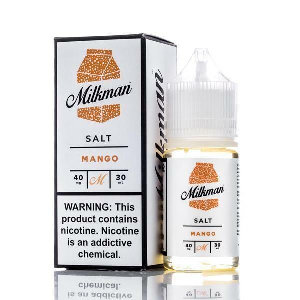 THE MILKMAN SALT: MANGO 30ML 40MG