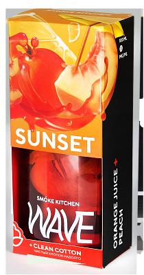SMOKE KITCHEN WAVE: SUNSET 100ML 3MG