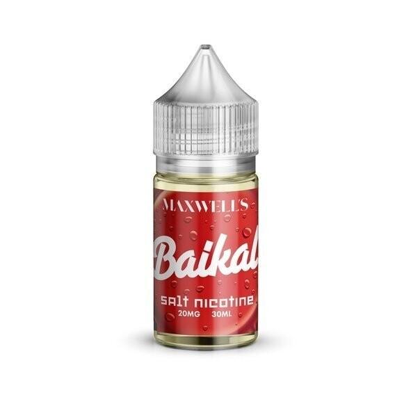 MAXWELLS: BAIKAL SALT 30ML 20MG