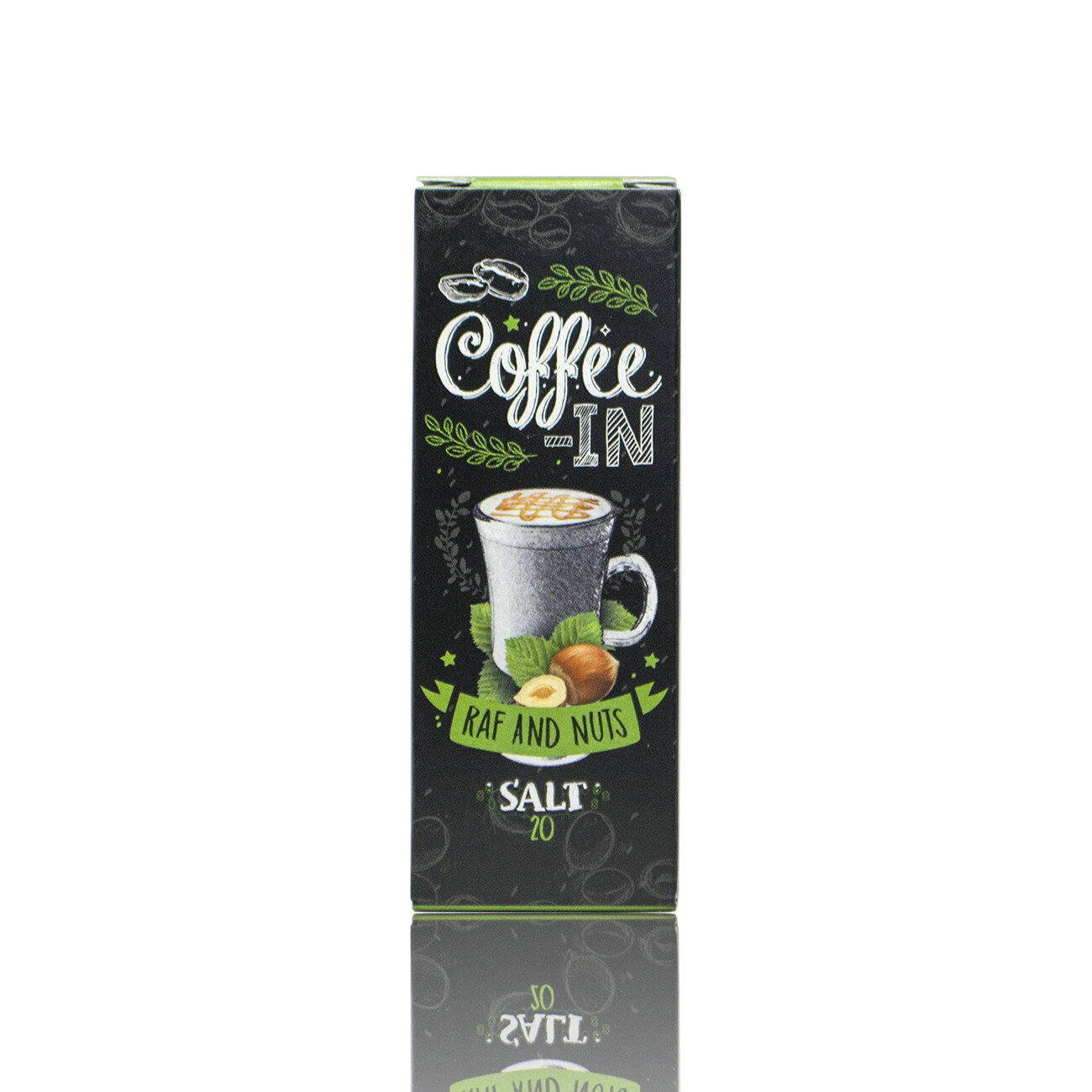 COFFE-IN SALT: RAF NUTS 20MG STRONG