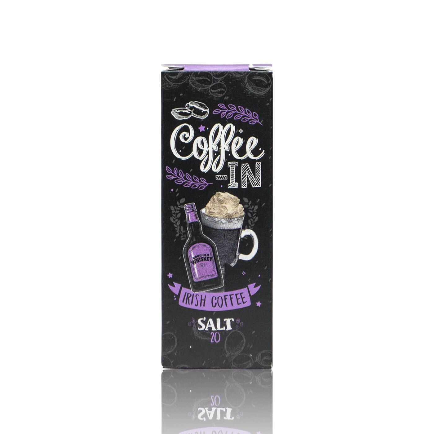 COFFE-IN SALT: IRISH 20MG
