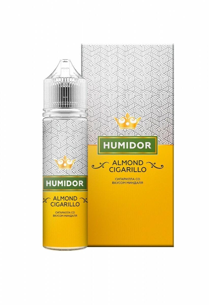 HUMIDOR: ALMOND CIGARILLO 60ML 6MG