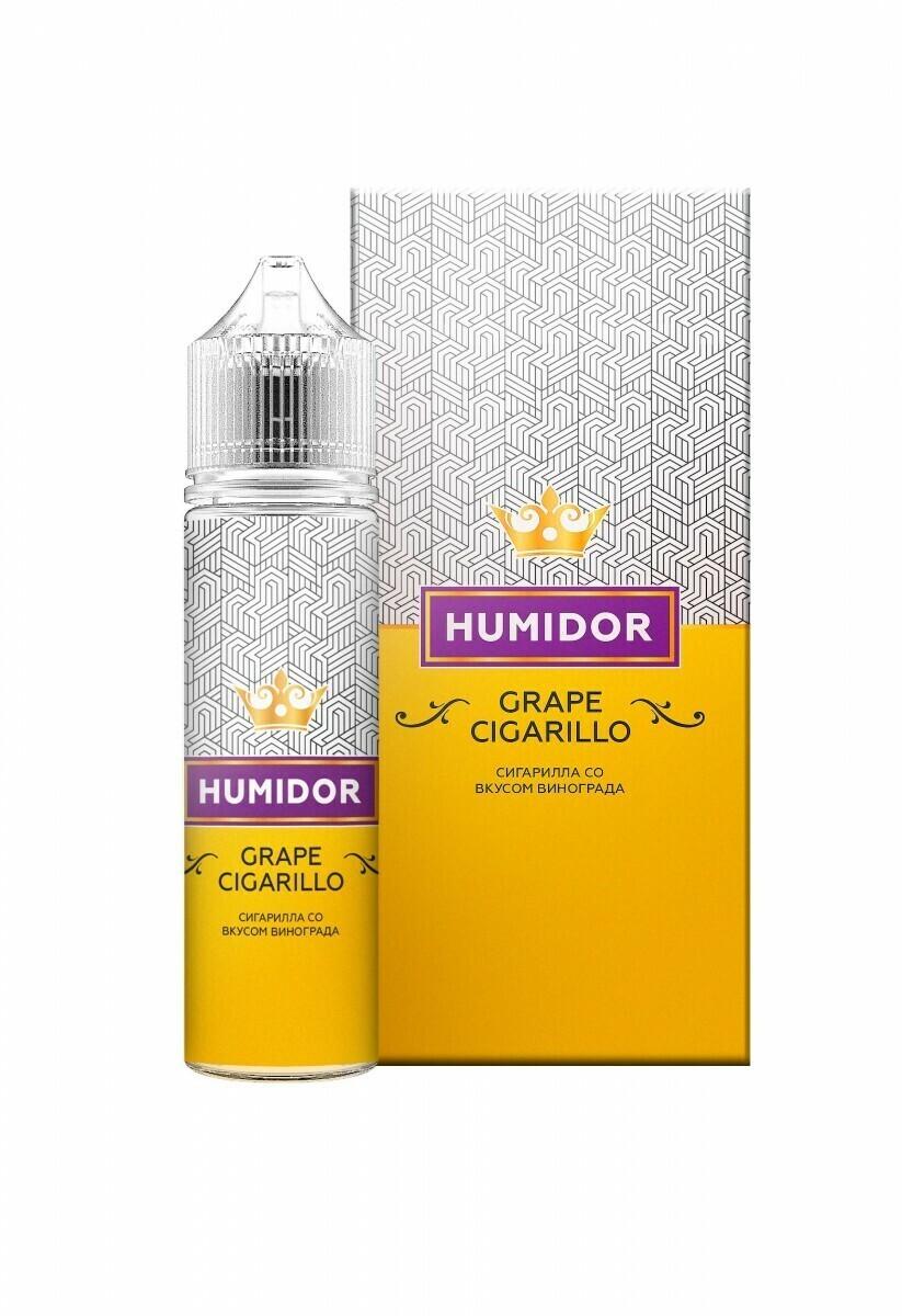HUMIDOR: GRAPE CIGARILLO 60ML 6MG