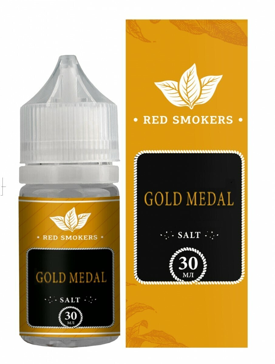 MR CAPTAIN SALT: GOLD MEDAL 30ML 20MG