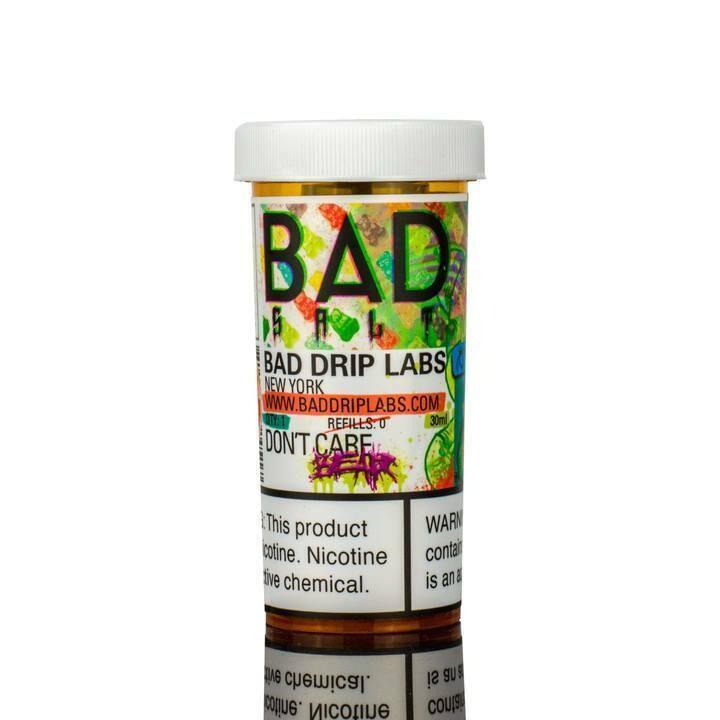 BAD SALTS: DONT CARE BEAR 30ML 45MG
