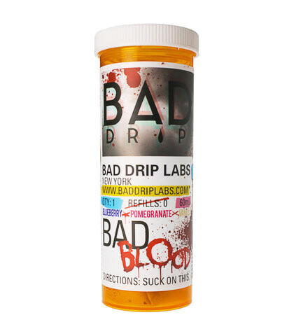 BAD DRIP:BAD BLOOD 60ML 3MG