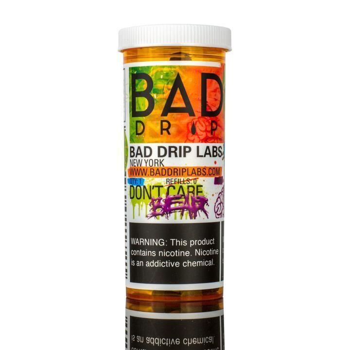 BAD DRIP: DON'T CARE BEAR 60ML 3MG