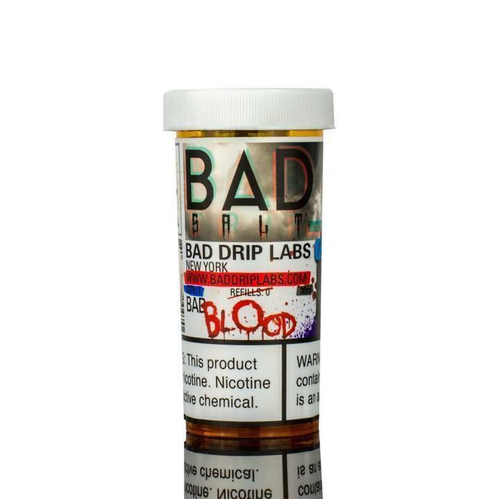 BAD SALTS: BAD BLOOD 30ML 25MG