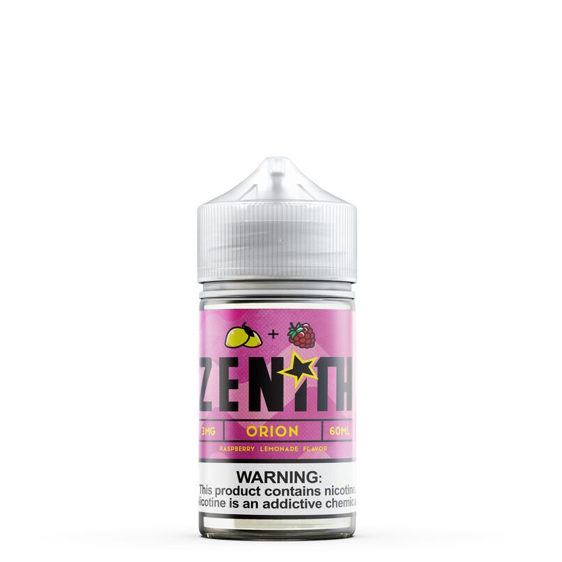 ZENITH: ORION 60ML 3MG