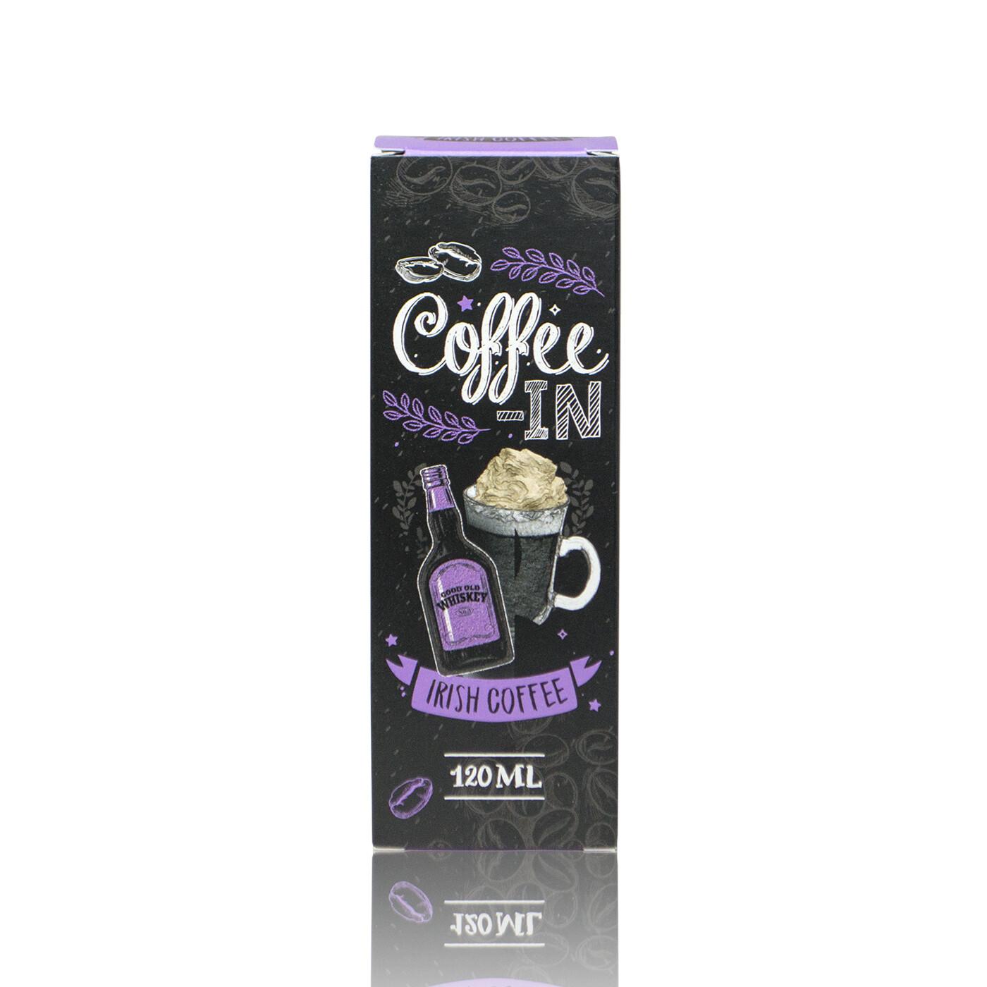 COFFE-IN: IRISH 120ML 3MG