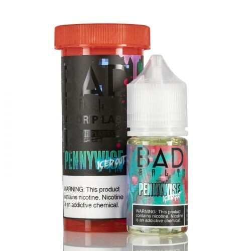 BAD SALTS: PENNYWISE ICED OUT 30ML 20MG