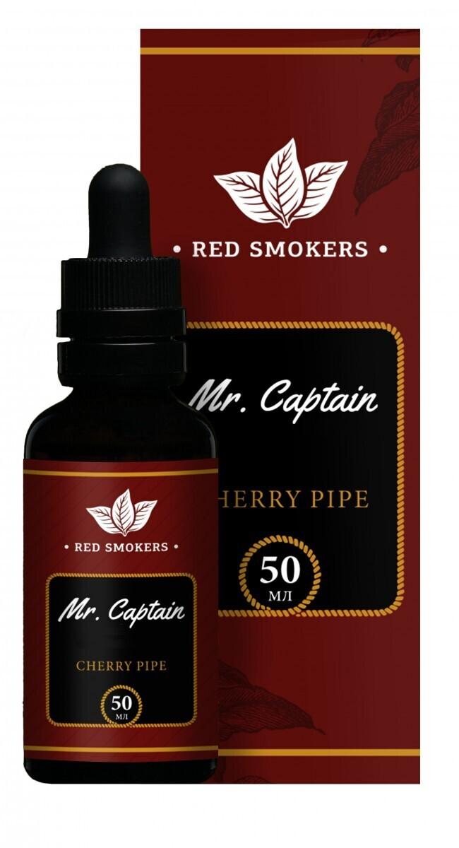 MR CAPTAIN BLACK: CHERRY PIPE 50ML 6MG