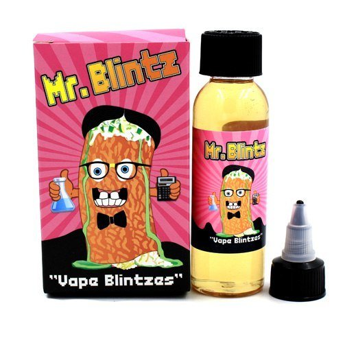 VAPE BREAKFAST CLASSICS: MR BLINTZ 60ML 0MG