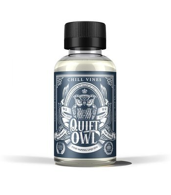 QUIET OWL: CHILL VINES 60ML 0MG