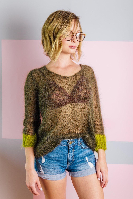 Air Mohair sweater