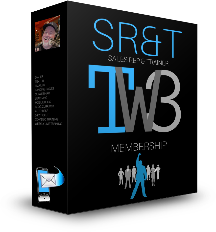 Sales Rep & Trainer Package