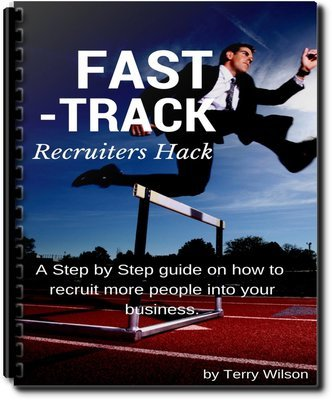 Fast Track Recruiter's Hack