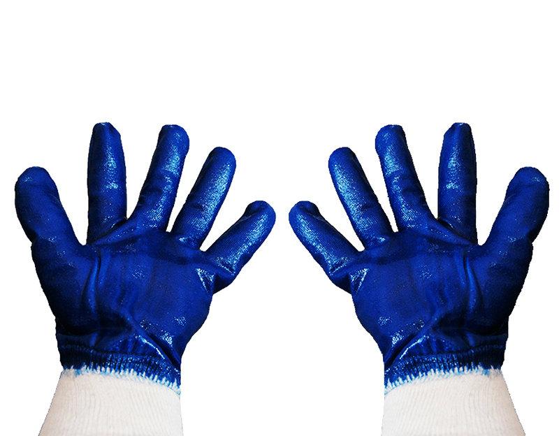 Перчатки нитриловые 00185
