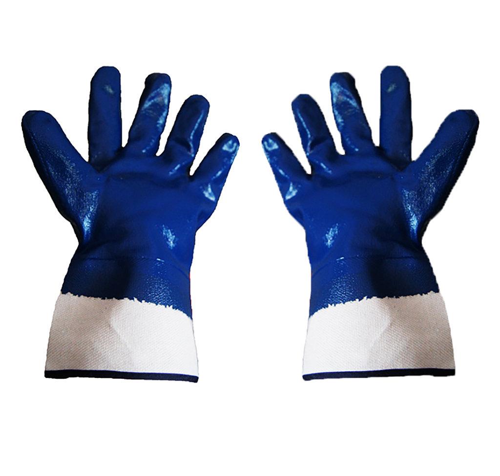 Перчатки нитриловые 00186