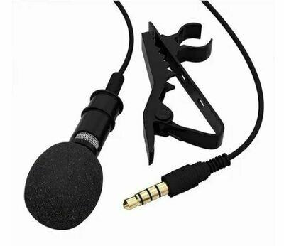 Microfono Solapa Clip Celulares Calidad Profesional