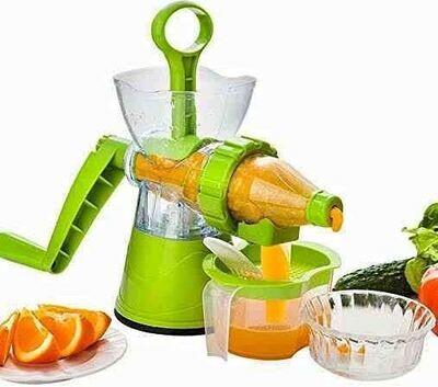 Máquina de jugos para Frutas