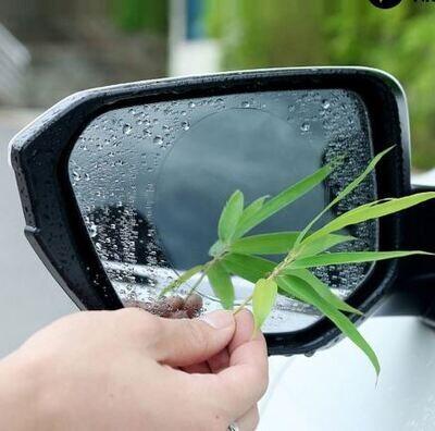 Película Protectora Para Espejo Retrovisor Para Auto 100MM X100MM