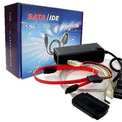 Adaptador IDE/SATA a USB