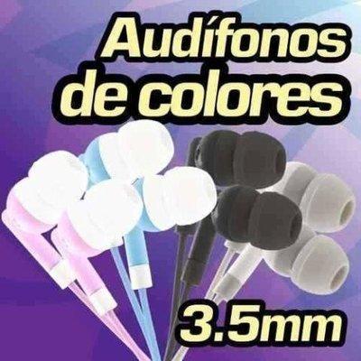Audifonos Super Bass Universales 3.5