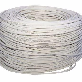 Bobina cable UTP CAT 5E 305 Metros