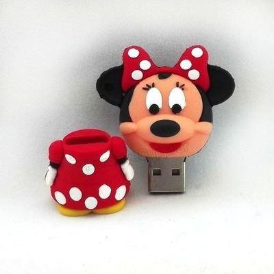 MEMORIAS USB 8GB DE FIGURAS
