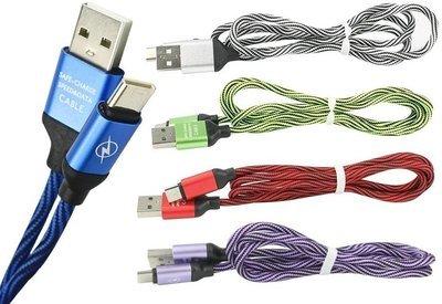Cable TIPO C Carga Rápida