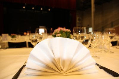 VIP slotfeest met diner