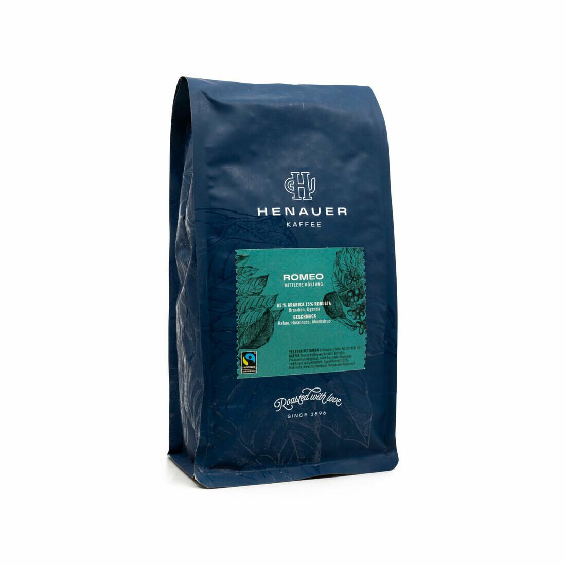 Kaffeebohnen Romeo / Fairtrade
