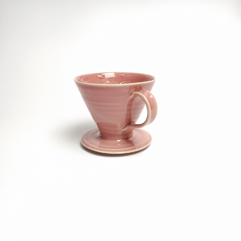 Dripp hario V60 1 różowy