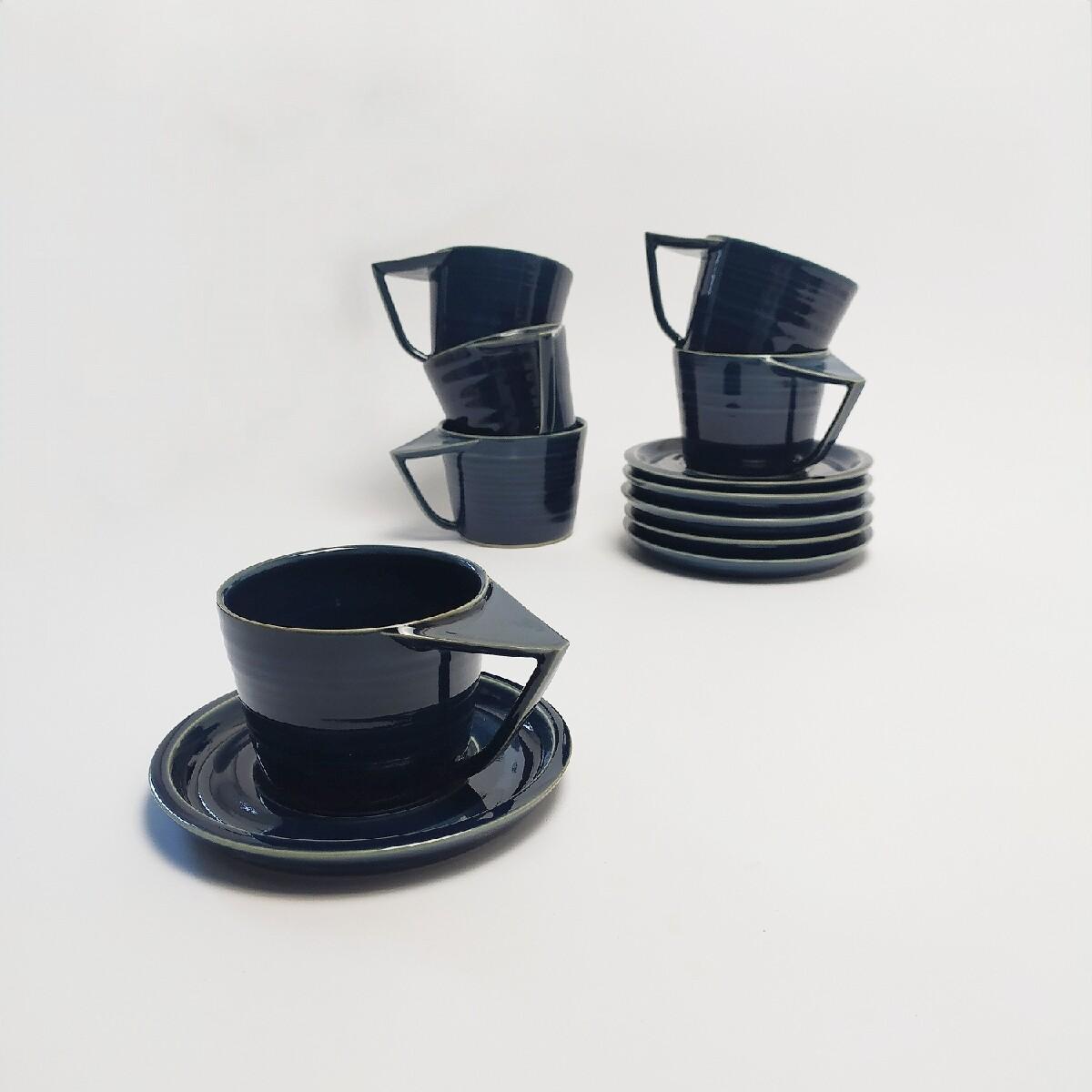 6 Filiżanek cappuccino