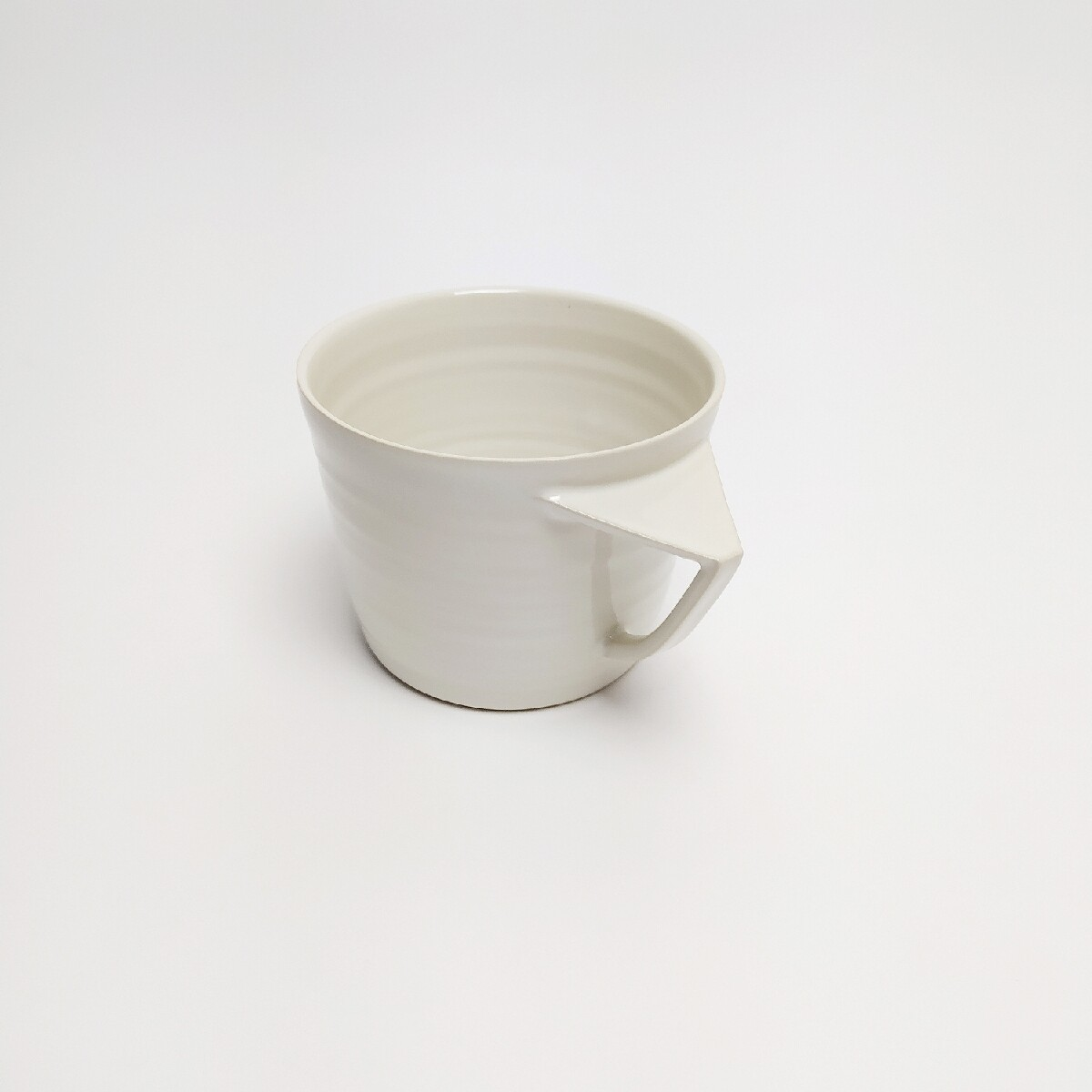 Kubek, biały, 500 ml