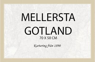 Gotland Mellersta - affisch