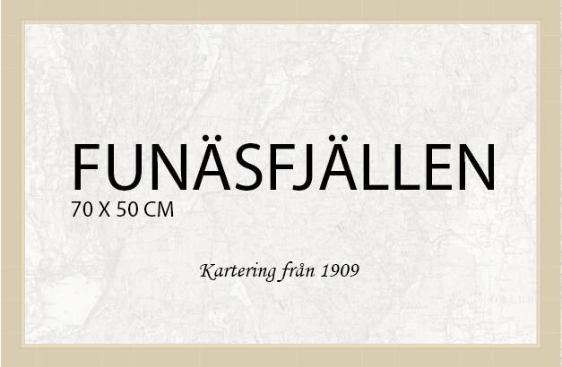Funäsfjällen affisch