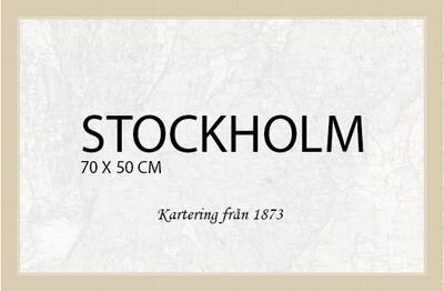 Stockholm - affisch