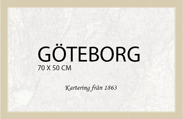 Göteborg - affisch