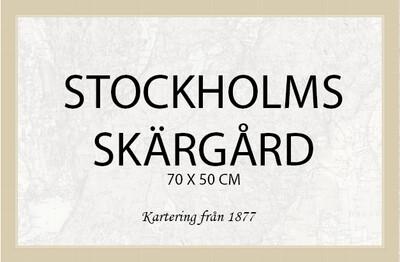 Stockholms Skärgård - affisch