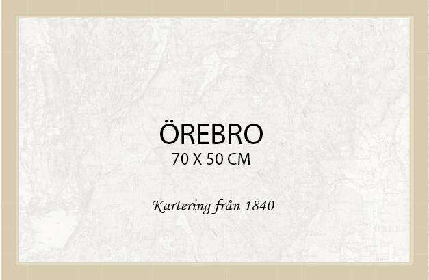 Örebro - affisch