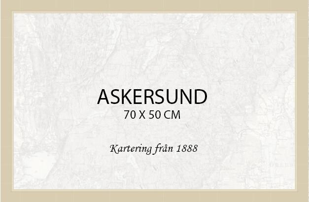 Askersund - affisch