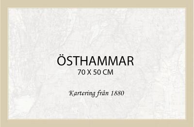 Östhammar- affisch