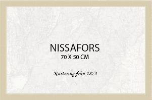 Nissafors - affisch