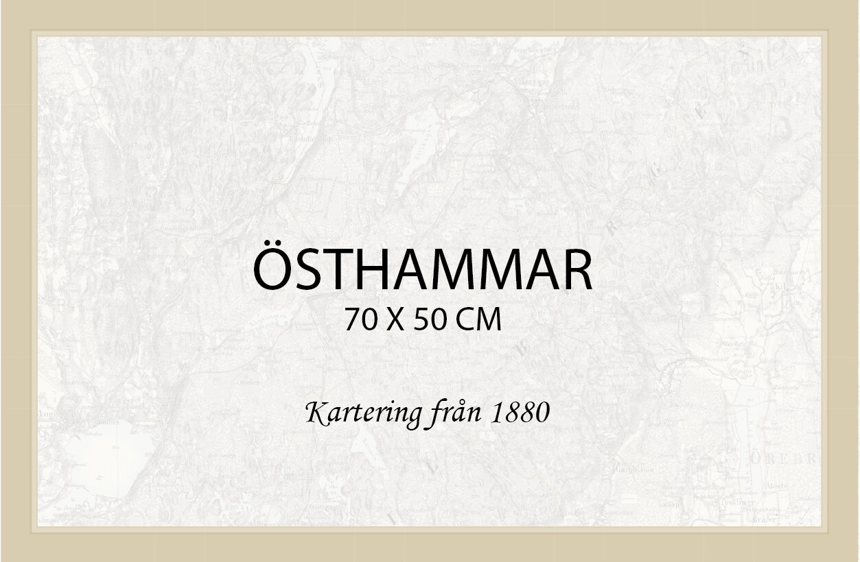 Östhammar - affisch