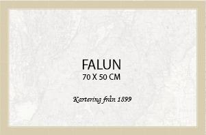 Falun - affisch