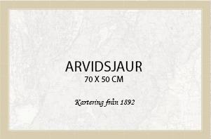 Arvidsjaur - affisch